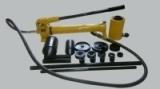 Гидравлический съемник сайлентблоков для грузовых автомобилей и полуприцепов ТТН-20