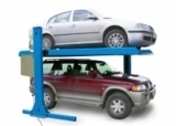 Двухстоечный электромеханический парковочный подъемник ППР-3 по ТЗ