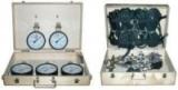 Прибор для проверки и регулировки пневмопривода тормозов М-100
